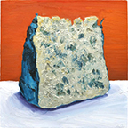 Cheese Portraits by Mike Geno